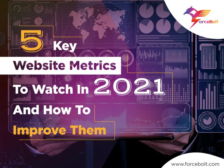 5 Major Website Metrics To Watch In 2021 And How To Improve Them
