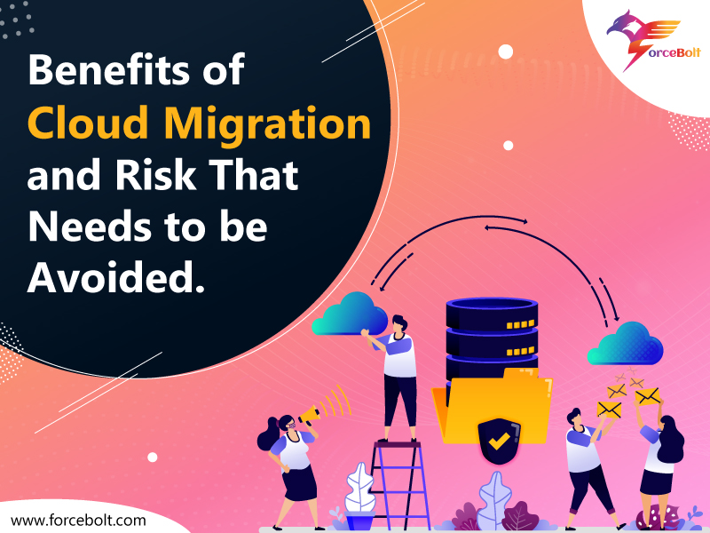 Benefits Of Cloud Migration And Risks That Needs To Be Avoided.