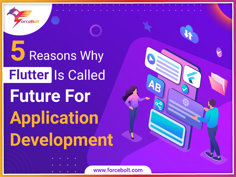 5 Reasons Why Flutter Called Is Future For Application Development