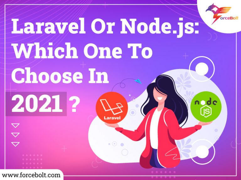 Laravel Or NodeJs: Which One Is The Best?