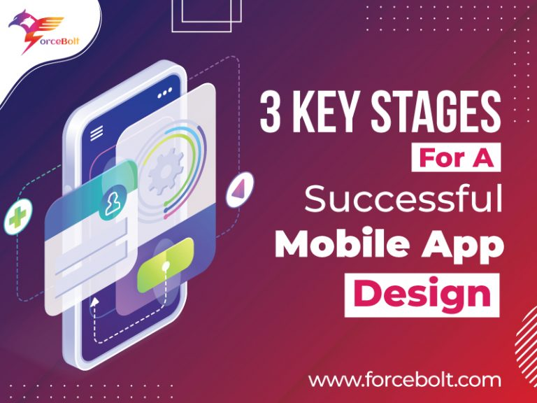 3 Key Stages For A Successful Mobile App Design