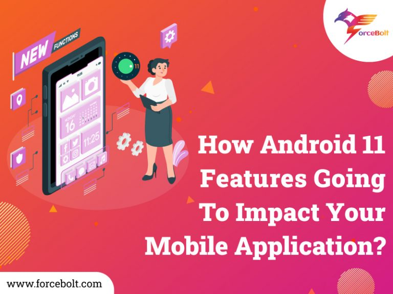 How Android 11 Features Going To Impact Your Mobile Application