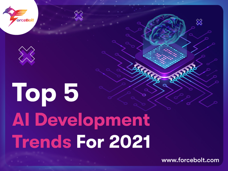 Top 5 AI Development Trends for 2021