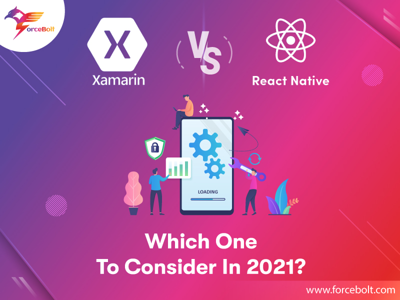 Xamarin VS. React Native: Which One To Consider In 2021?